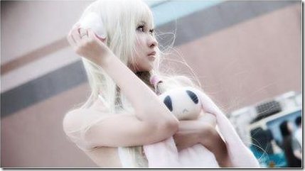 chobits cosplay - chi 9