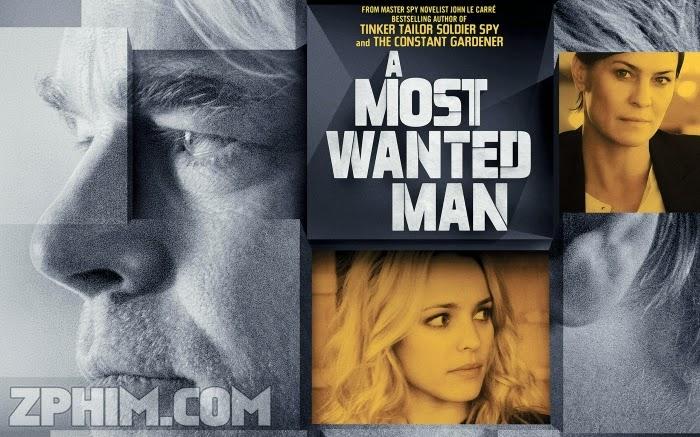 Ảnh trong phim Truy Nã Gắt Gao - A Most Wanted Man 1