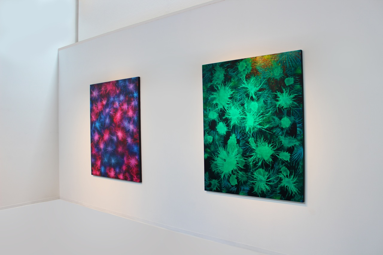 Victor Angelo White Cube Modern Paintings Contemporary Art Exhibition