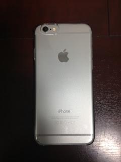 iPhone6とケース