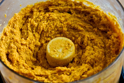 Sweet Potato Hummus with Olive Oil and Sumac found on KalynsKitchen ...
