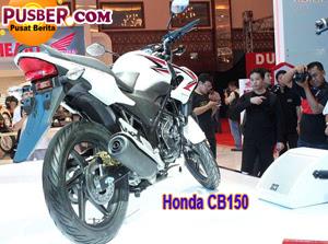 Honda CB150 Harga dan Spesifikasi, Foto honda CB 150 R