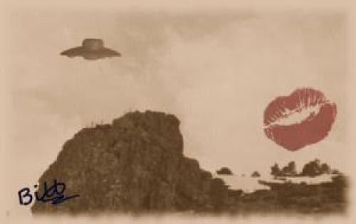 Canary Island Alien Sphere 1976