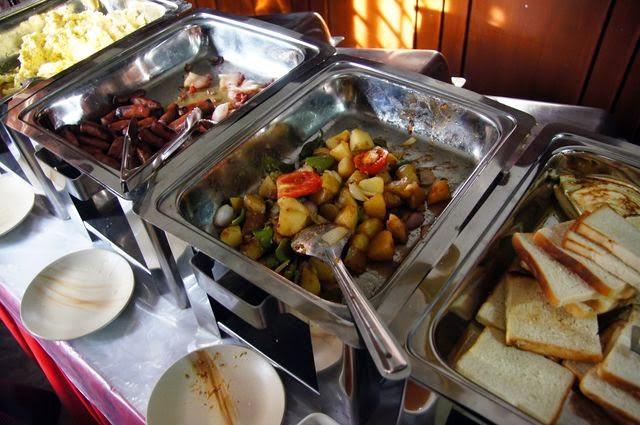 達人帶路-環遊世界-尼泊爾-早餐