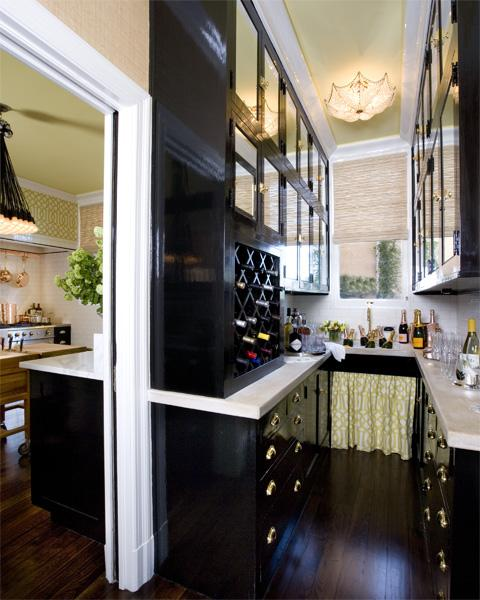 Kitchen With Butlers Pantry Designs: The Enchanted Home