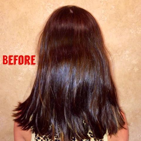 InstaNaturals Argan Oil Hair Mask www.shannongillilan.blogspot.com