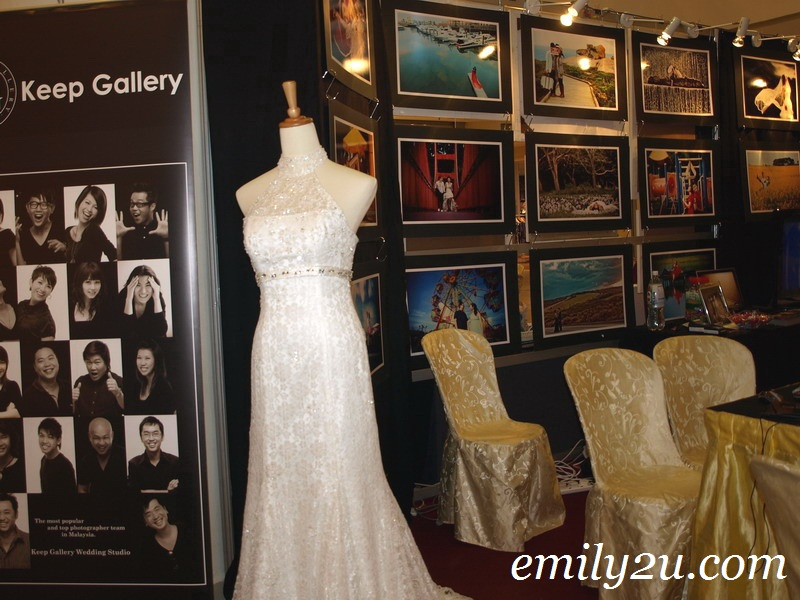 Keep Gallery bridal gown