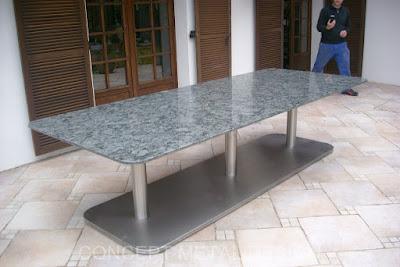mobilier concept m tal design. Black Bedroom Furniture Sets. Home Design Ideas
