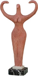 Nile Goddess Image