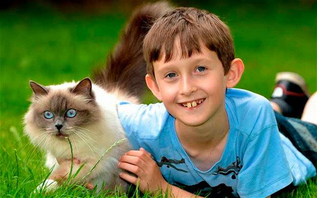 Jessi-Cat e Lorcan