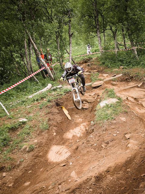 Riku Länsiö (Åre Downhill Open 2012)