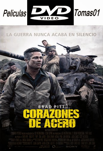 Corazones de Hierro (Corazones de Acero) (2014) DVDRip