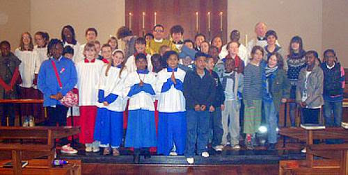 Altar Servers Day At New Addington