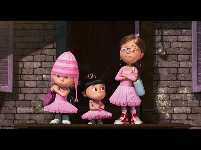 despicable me meet the characters