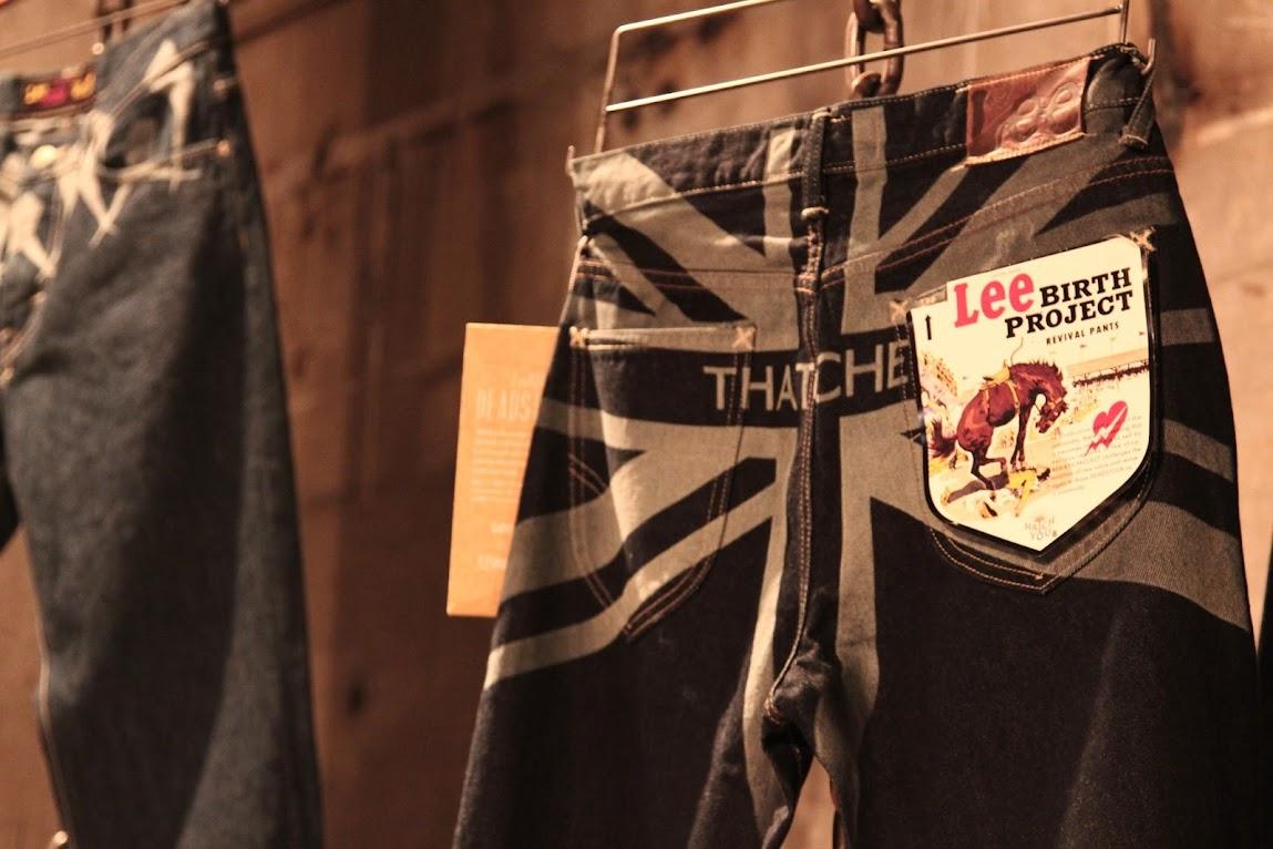 #啟動老布料再生:LeeBIRTH PROJECT 第三彈 『DEADSTOCK FABRIC』 6