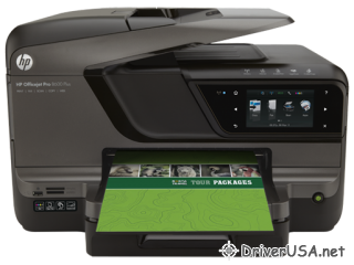 Driver HP Officejet Pro 8600 Plus e-All-in-One Printer – N911g – Get and install guide