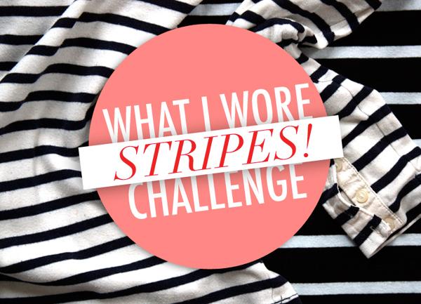 What I Wore challenge blog