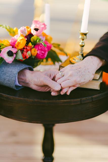 #相伴走過一甲子歲月:可愛老夫妻以『天外奇蹟』為靈感拍攝周年紀念照 16