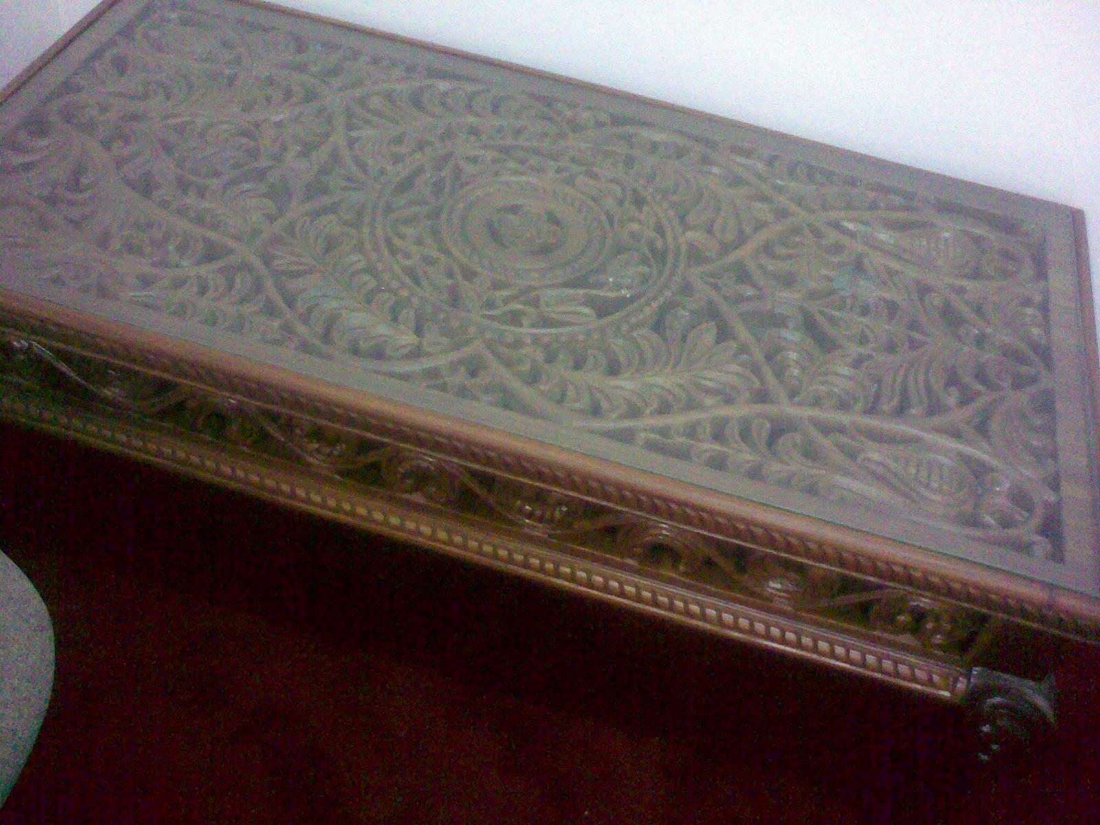 Furniture Kali Zanzibar Furniture Coffee Table
