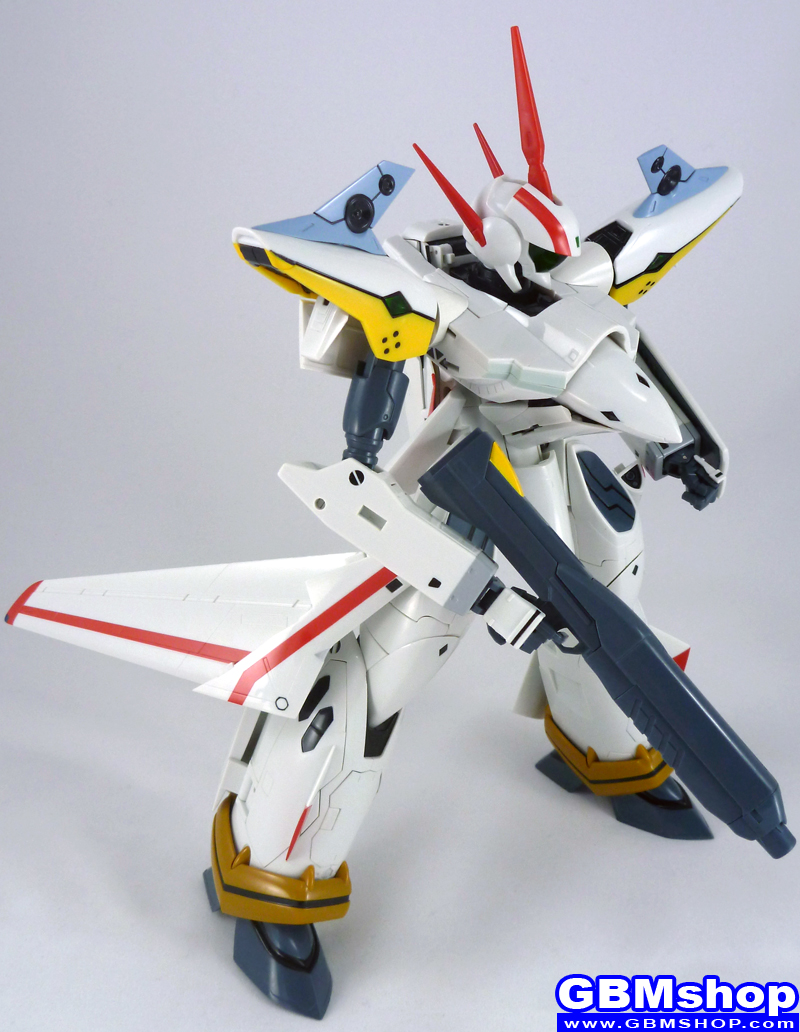 Macross 7 VF-19P Excalibur Planet Zola Patrol Color Battroid Mode
