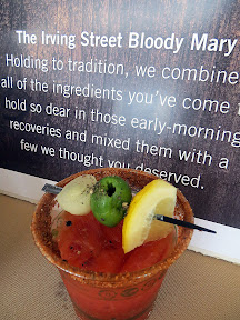 Portland Monthly's Country Brunch 2013, Bloody Mary Smackdown, Irving Street Bloody Mary