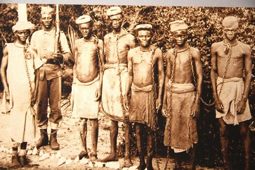 Portugal, Omã, Zanzibar e as Rotas dos Escravos