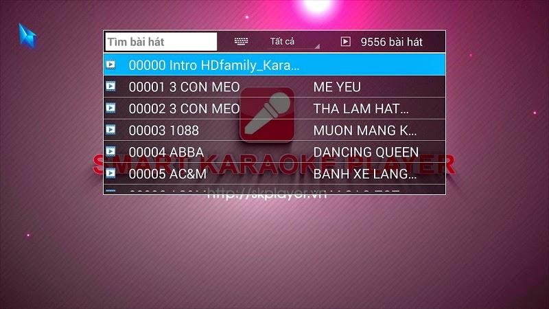 Hát KaraokeTrên Android Box- HDPlayer Himedia Q10 IV - 77821