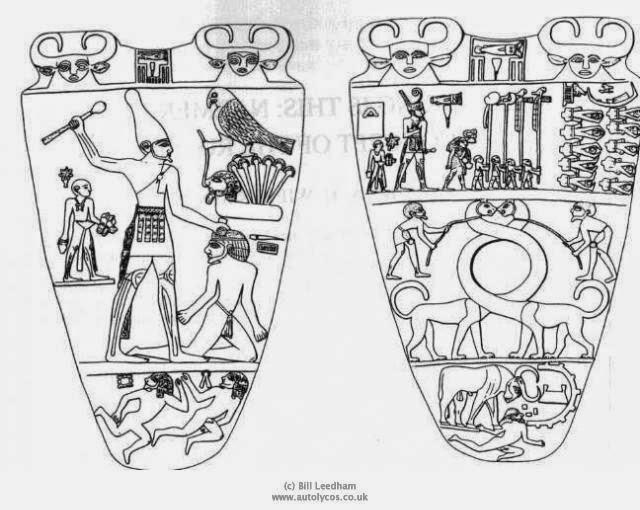 Narmer's Palatte