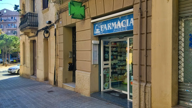 Farmàcia Barcelona A Botet Carreras