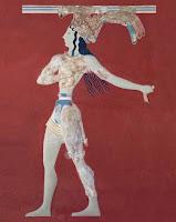 Ο Μίνωας στην ελληνική μυθολογία ήταν βασιλιάς της Κρήτης. Το βασίλειο του Μίνωα περιελάμβανε ολόκληρη την Κρήτη, που είχε εκατό πόλεις, και τις Κυκλάδες, που λέγονταν Μινωίδες.