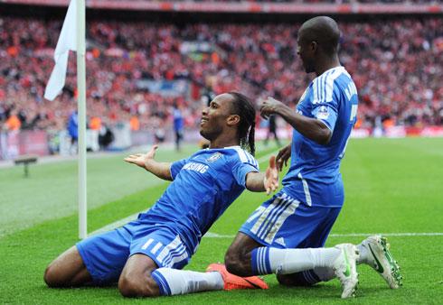 Didier Drogba, Chelsea - Liverpool