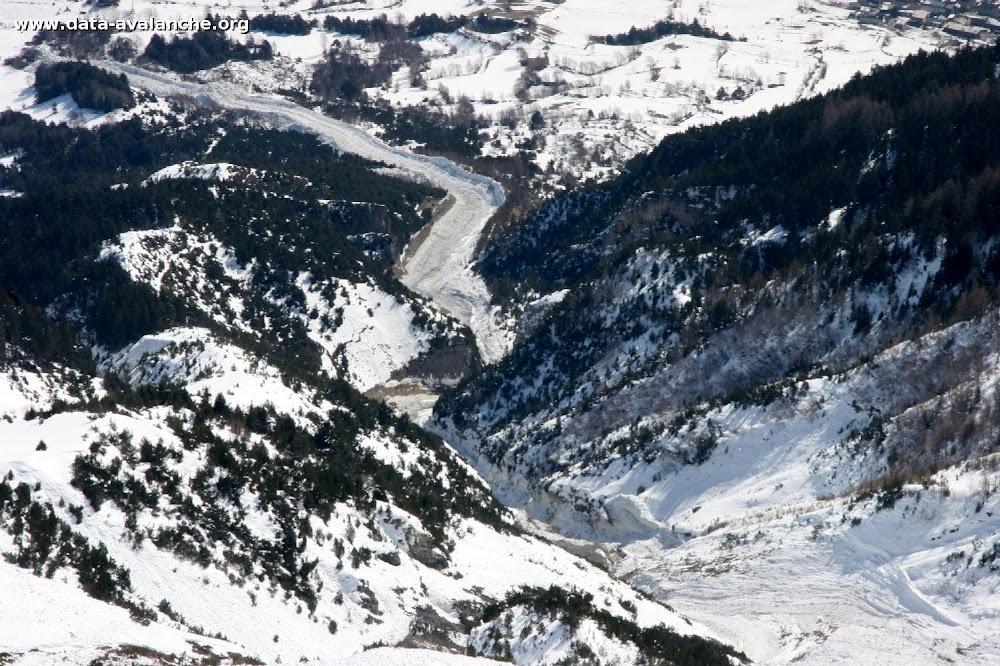Avalanche Vanoise, secteur Dent Parrachée, Ruisseau de Bonne Nuit - Photo 1