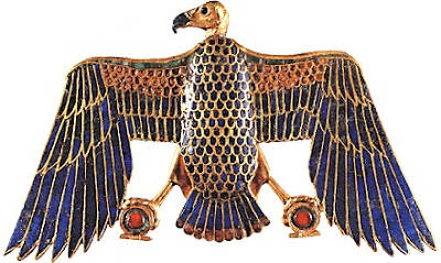 Nekhbet the Vulture Goddess
