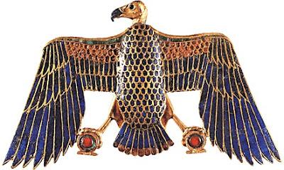 Nekhbet the Vulture Goddess