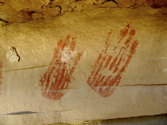 Ferron Box pictographs (Wilson!)