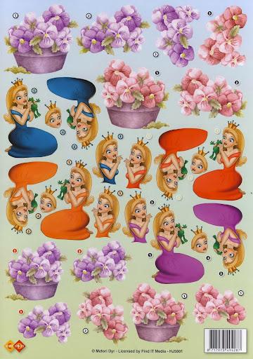 HJ5801 card deco d.princess-bloemen (2).jpg