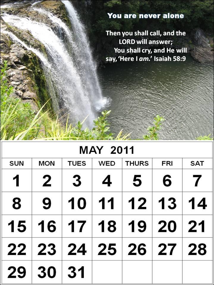 printable may calendar 2011. printable may calendar 2011.