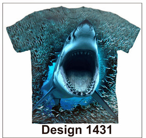 99+ Gambar Ikan Hiu 3d Terbaru