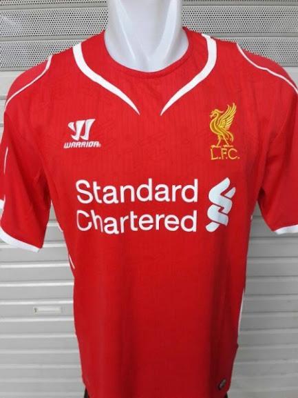 Jual Jersey Liverpool Home 2014-2015