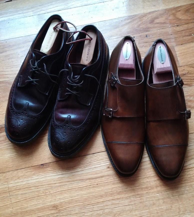 Monk Strap Shoes Toronto
