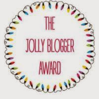 The Jolly Blogger Award