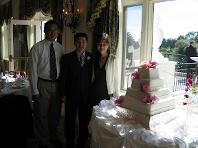 Colorado: Reception at the Broadmoor