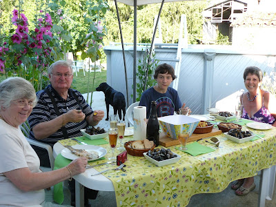 Silent Sunday photos France French Village Diaries Food Family