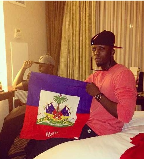 to The Homie  Haitian Jack  for Supporting C amp R Clothing LineHaitian Jack