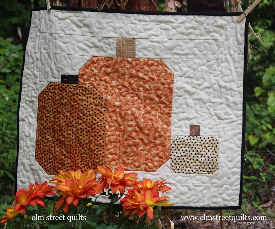 Pattern: Pumpkin Patch