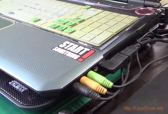 노트북에서 5.1채널 사운드카스 설정해서 듣는 방법