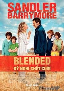 Kỳ Nghỉ Chết Cười - Blended poster