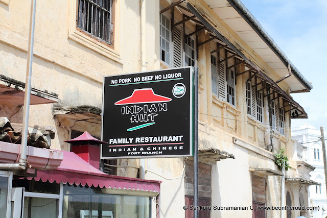A nice Indian restaurant at Galle Fort (if you miss your Indian food)