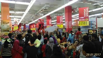 Carrefour Bubutan Junction Jawa Timur Telepon 62 31 5347120