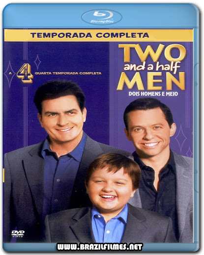 Dois Homens e Meio 4ªTemporada 720p-WEB-DL-RMZ Dual audio